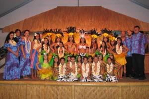 NKF Weekly Keiki Hula Show @ Napili Kai Beach Resort