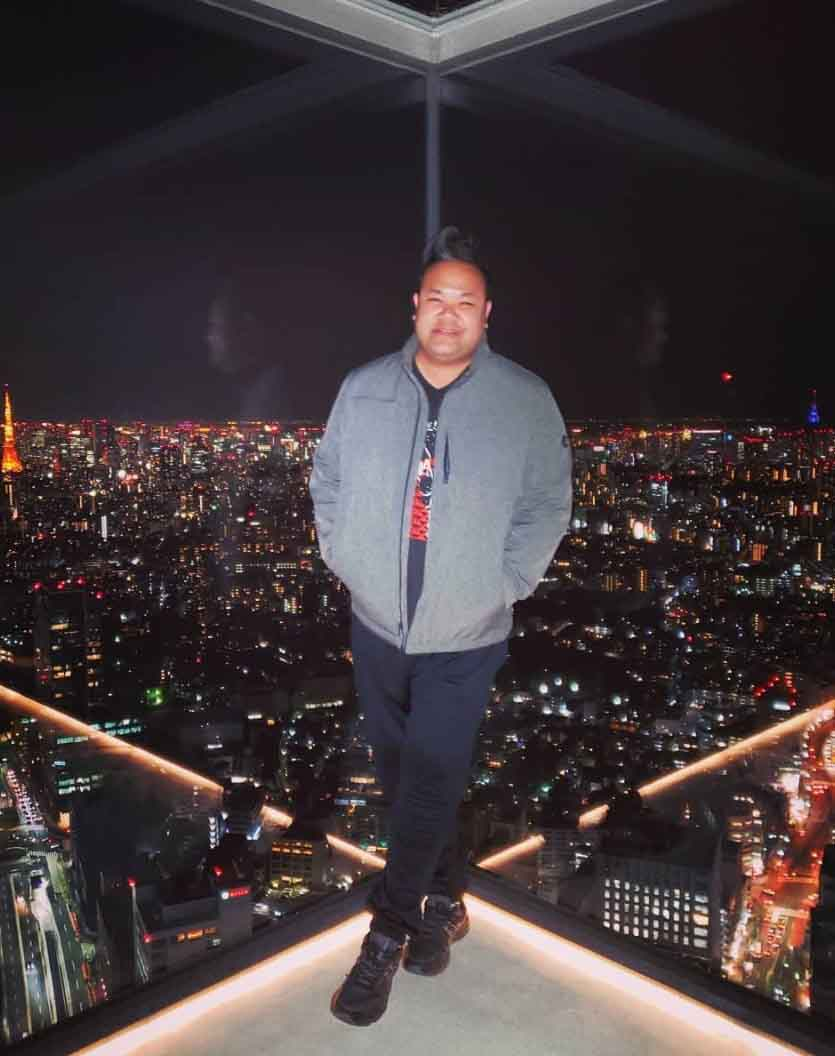 Daryl Fujiwara @sfdmaui in New York