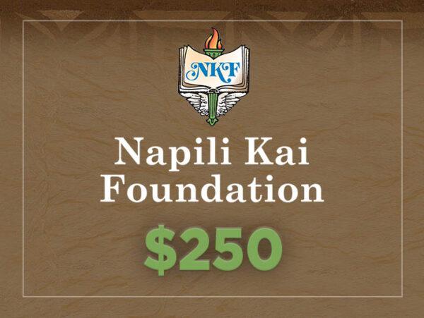 NKF Donation $250