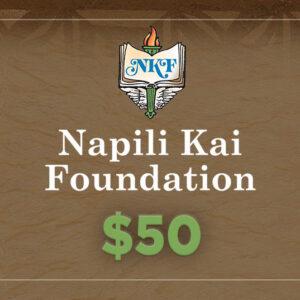 NKF Donation $50