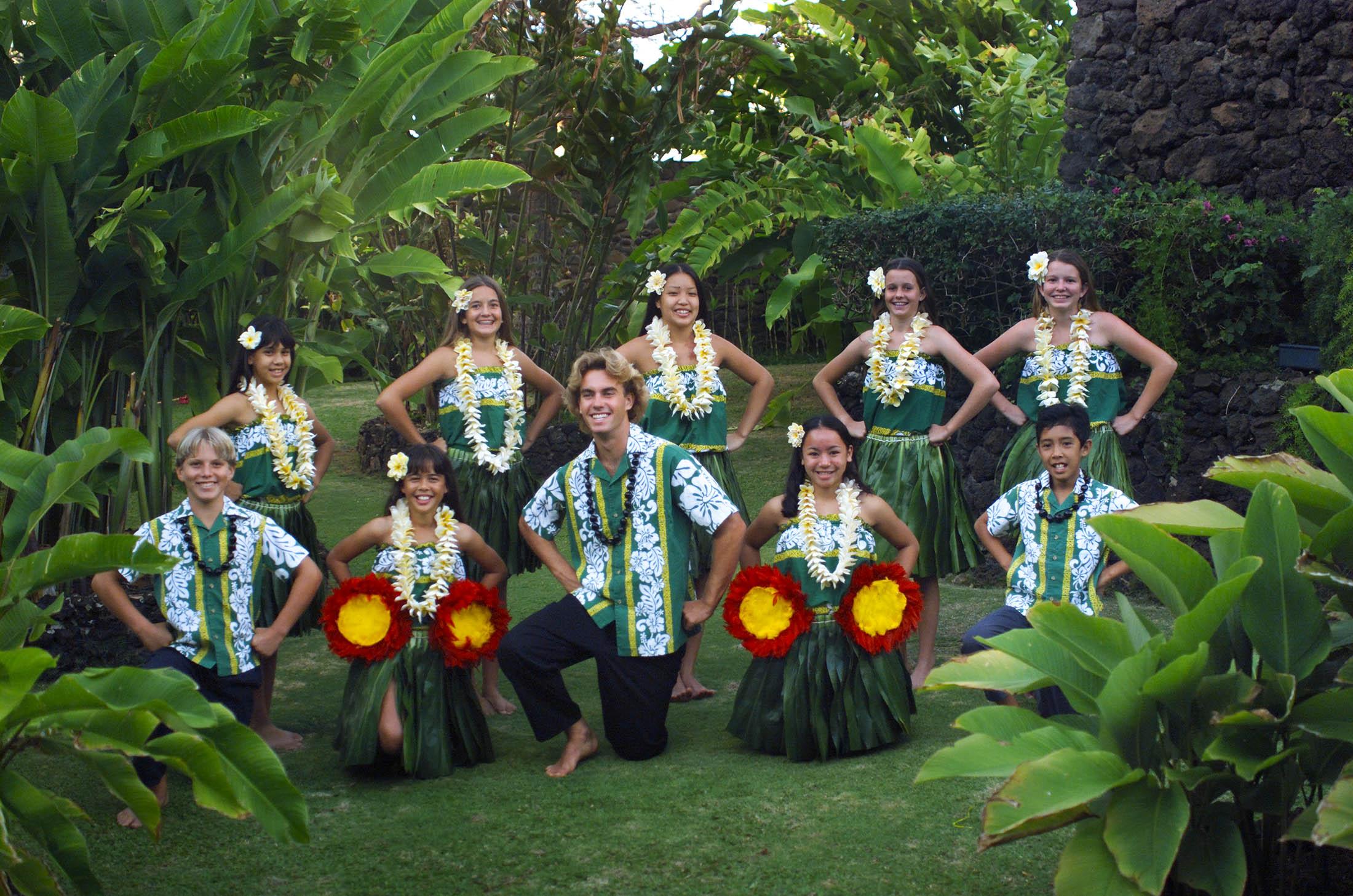 Napili Kai Foundation Maui Hula Show