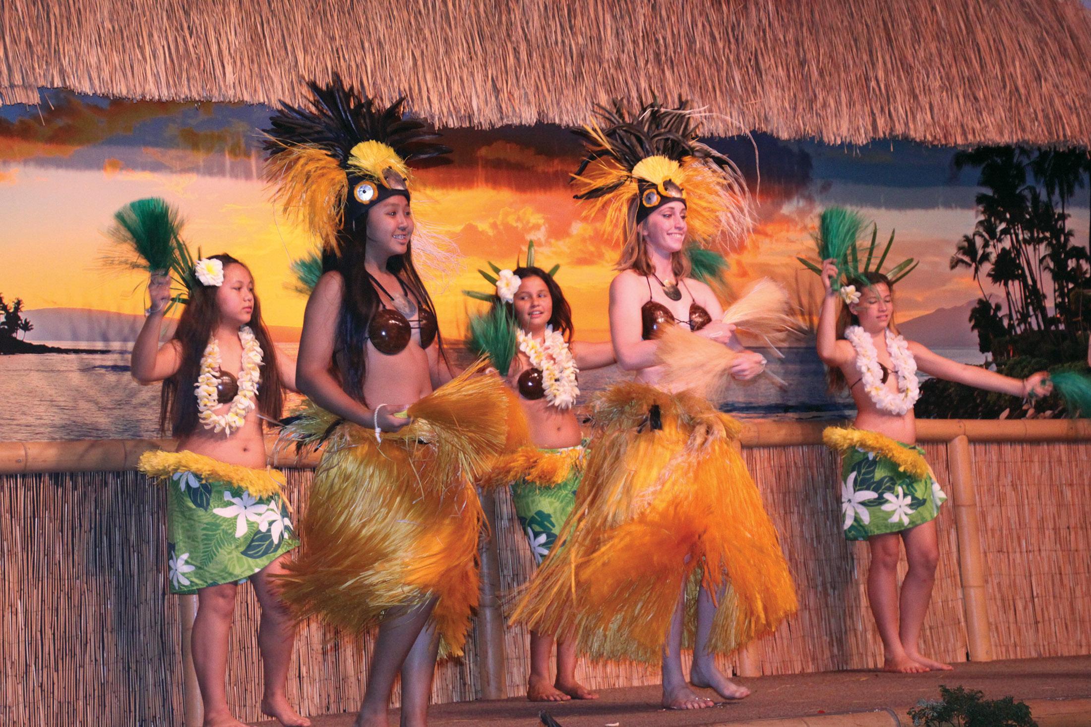 Napili Kai Foundation Maui Hula Show and Scholarship Program