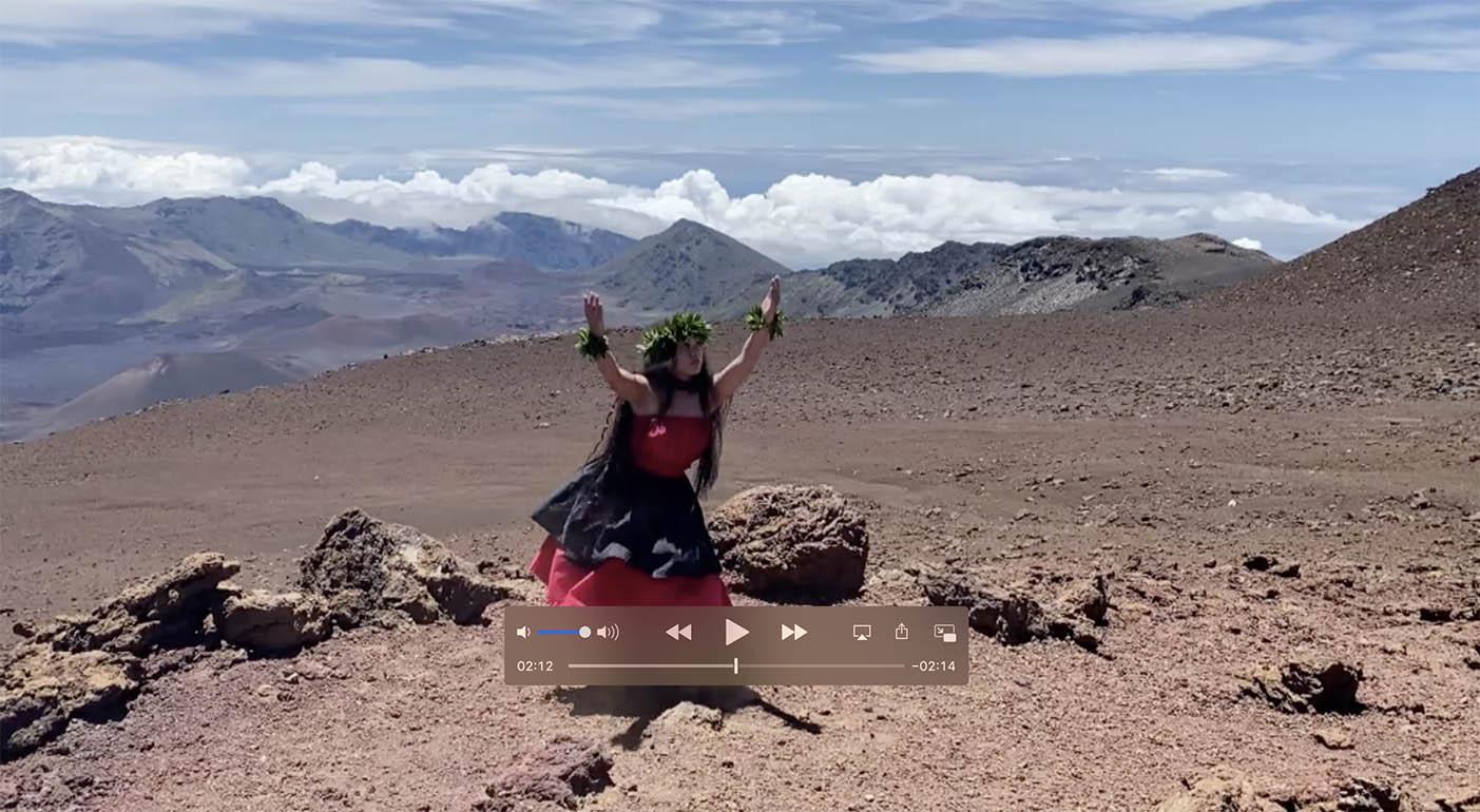 Halau Haleakala Video